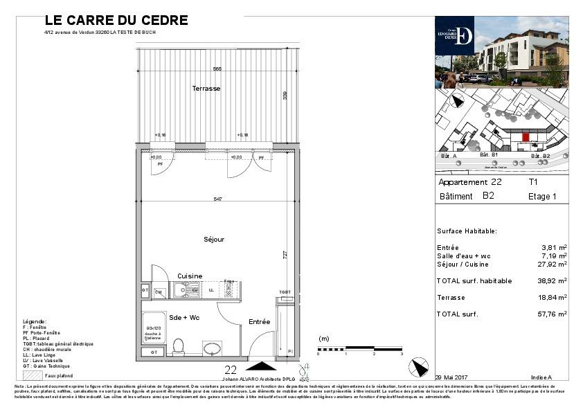 Offres de vente Appartement La Teste-de-Buch 33260
