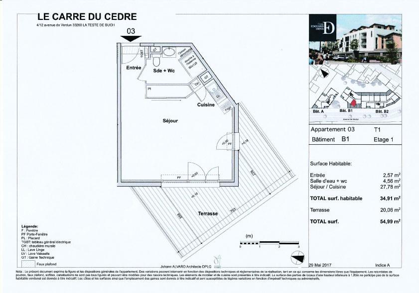 Programme neuf Appartement La Teste-de-Buch 33260